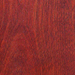 mahogany vinyl panel