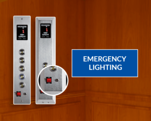 elevator emergency lighting