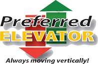 Preferred Elevator logo