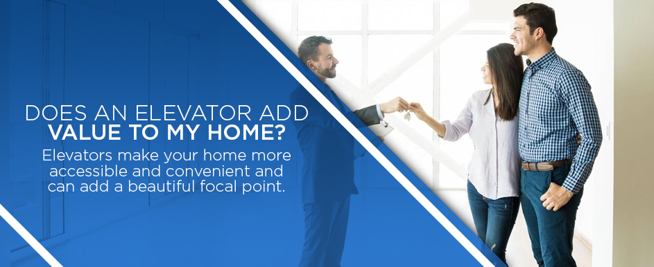 home elevator add value to home
