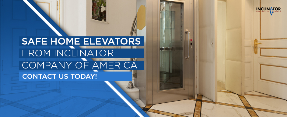 safe home elevators from inclinator