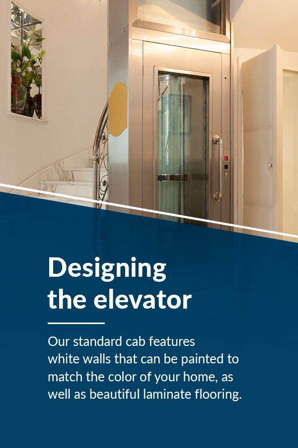 designing your home elevator