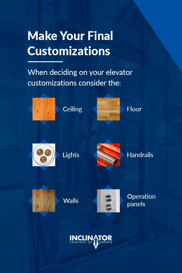 customize your elevator
